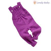 Комбинезон фиолетовый