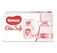 Подгузники Huggies Elite Soft BOX 4 (8-14 kg) 132 шт