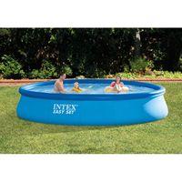 Бассейн круглый Intex 457x84 см; 9792Л Easy Set с фильтрующим насосом 2006Л 28158