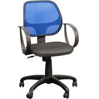 Кресло BIT AMF7 серая ткань+спинка ассорти