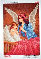 Схема для вышивки бисером Ангел-Хранитель снов