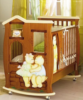 Baby Expert детская кроватка Fantamore