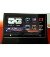 1DIN DVD-9501 Android GPS с выездным экраном MP5