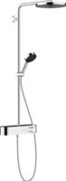 Pulsify  Sistema de duș 260 1jet cu ShowerTablet Select 400
