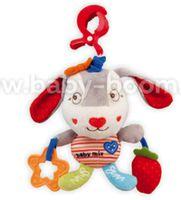 Baby Mix  TK/P/1126-DA00 Игрушка для путешествий BUNNY