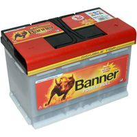 BANNER 75 Ah Power Bull PROfessional