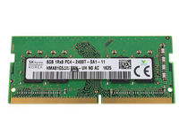 .8GB DDR4- 2400MHz  SODIMM Hynix Original PC19200, CL17, 260pin DIMM 1.2V