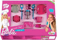 Faro Set Barbie Icb Confectioner (2725)