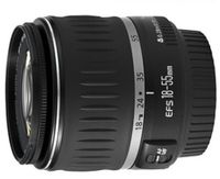 Canon EF-S 18-55mm, f/3.5-5.6 IS II, Zoom Lenses