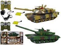 Танк 1:24 Р/У, 2шт (Force 012, 308-01)