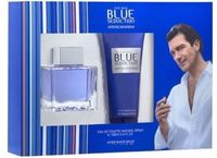 Antonio Banderas Blue Seduction EDT 100ml + After Shave Balm 75ml