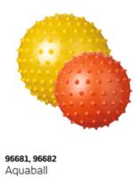 купить Мяч minge AquaBall d=18cm 96682 (8726) в Кишинёве
