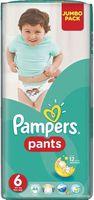 Трусики мальчик/девочка Pampers Pants 6 (16+кг.) 44 шт