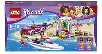 Lego Andrea's Speedboat Transporter (41316)