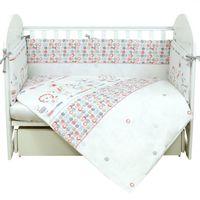 Veres Комплект для кроватки Африка, 6 штк
