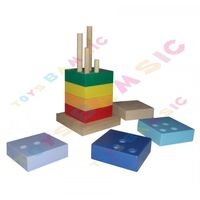 Пирамида Цветная башня