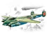 72031 ТУ-2 Советский бомбардировщик 2 СВ