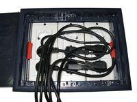 FB-5 Напольная коробка (люк), 9x220V Germany Socket (Floor Box 9x220V)
