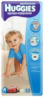 Трусики Huggies Little Walkers Boy 4 (9-14 кг.) 52 шт.