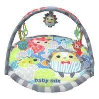"""Baby Mix TK/3451CL-EU00 Игровой коврик с огнями """"Ёжик"""""""