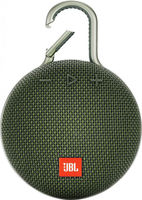 Портативная колонка JBL Clip 3, 3 Вт, Green