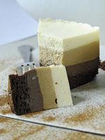 Торт 3 Chocos