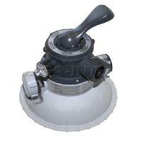 Шестиходовой клапан для песочного фильтр-насоса 28644