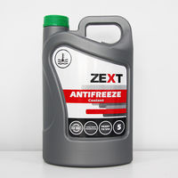 Жидкость охлаждающая ZEXT (-38) 5 кг. (зелёный), Z5 G38