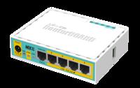 hEX PoE lite (RB750UPr2)