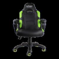 Игровое кресло Gamemax GCR07 Black/Green