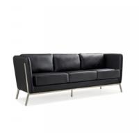 Офисный диван DP SALVADOR-3, Black