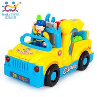 Huile Toys Машинка с инструментами