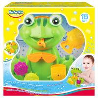 Bebelino Игрушка для ванны Забавная лягушка