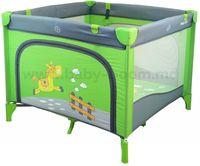 Baby Mix HR-SQ100 Манеж детский зеленый