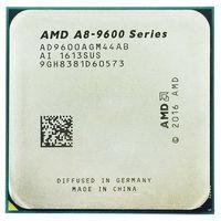 AMD A-Series A8-9600, Socket AM4, 3.1-3.4GHz (4C/4T), 2MB L2, Intergrated Radeon™ R7 Series, 65W 28nm, tray