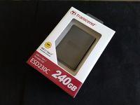 480GB (USB3.1/Type-C) Transcend Portable SSD