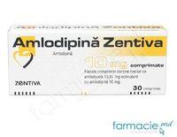 Amlodipina 10 mg comp. N15x2 (Zentiva)
