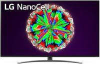 TV LED LG 55NANO816NA, Black