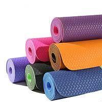 купить Коврик для йоги 182*65*0.6 см TPE  (2285) в Кишинёве
