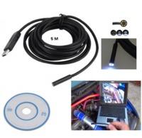 Автомобильный технический usb эндоскоп