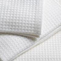 Тонкое вафельное полотенце 45*80