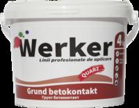 Grund pentru perete Werker Betokontakt 4 kg