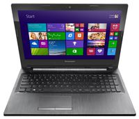 "Lenovo IdeaPad G50-45G Black 15.6"" HD (AMD® Quad Core A6 6310 1.8-2.4GHz (Beema), 4Gb DDR3 RAM, 1TB HDD, Radeon R5 M230 1GB, DVDRW, CR, WiFi-N/BT4.0, HD Webcam, HDMI, 1x USB 3.0, 2x USB 2.0, RUS, FreeDos, 2.3kg)"