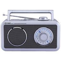 FIRST 001905, радио, 3 батарейки R20 / сеть