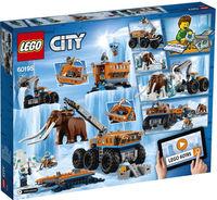 """LEGO City   """"Baza mobilă arctică"""", art. 60195"""