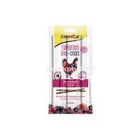 Gimcat Superfood Duo - палочки с цыпленком и ягодами