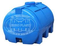 cumpără Rezervor apa 150 L oriz.ov.(albastru)  81x57x50 în Chișinău