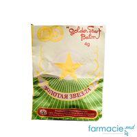 Golden Star Balsam 4g N1 (in cutie)