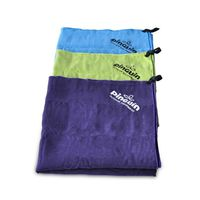 PINGUIN Towel 75x150, зеленый