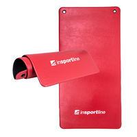 Коврик для фитнеса 120x60x0.9 см inSPORTline Aero 5298 red/black (3053)